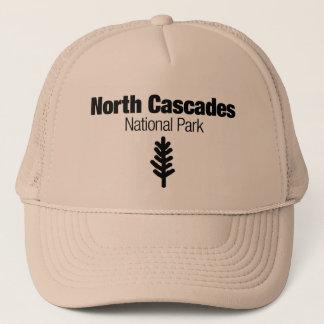 Casquette Le nord cascade le parc national