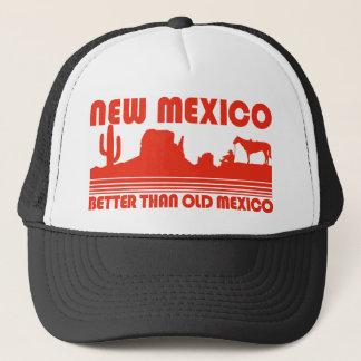 Casquette Le Nouveau Mexique meilleur Mexique que vieux