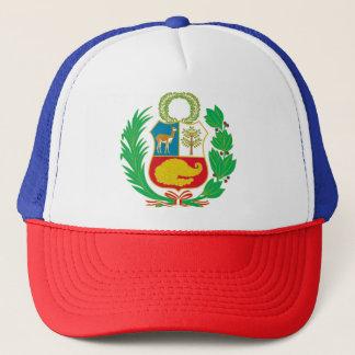 Casquette Le Pérou - escudo Nacional (emblème national)