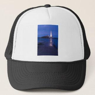 Casquette Le phare de Mary de saint à la baie de Whitley
