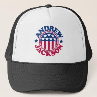 Casquette Le Président Andrew Jackson des USA