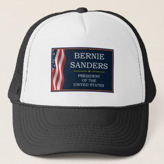 Casquette Le Président V3 de ponceuses de Bernie