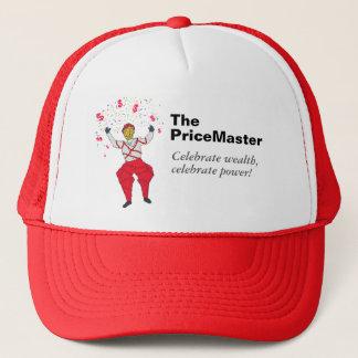 Casquette Le PriceMaster, célèbrent la richesse et la