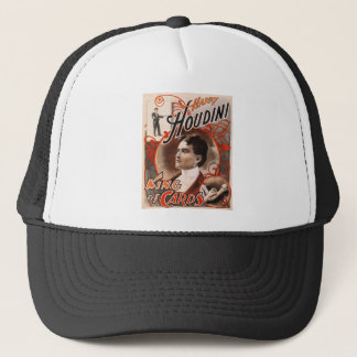 Casquette Le Roi Of Cards de Harry Houdini