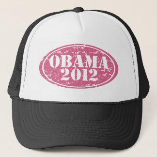 Casquette le rose d'obama 2012 s'est fané