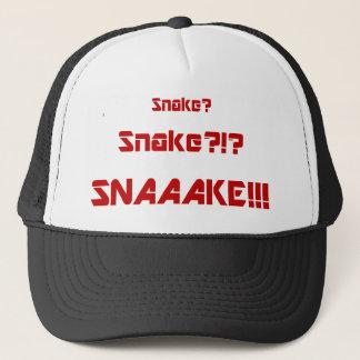 Casquette Le serpent solide est mort