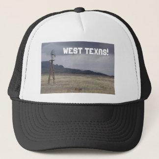 Casquette Le Texas occidental !