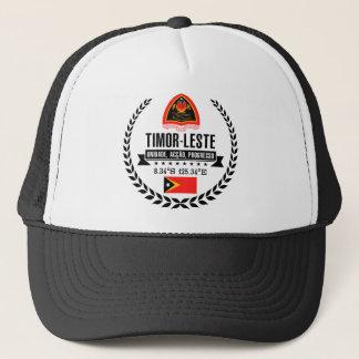 Casquette Le Timor oriental