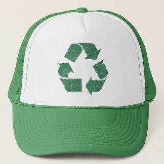 Casquette Le vert vintage réutilisent le signe