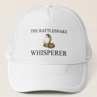 Casquette Le Whisperer de serpent à sonnettes