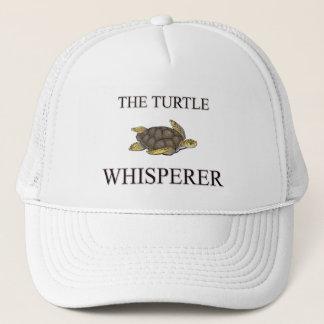 Casquette Le Whisperer de tortue