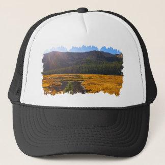 Casquette L'eau d'automne de marais de Gulch de chiwawa