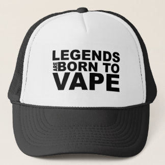 CASQUETTE LEGENDS D'ACRES BORN TONNE VAPE