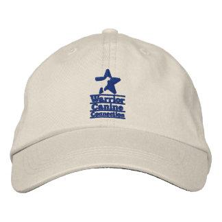 Casquette léger, logo de la marine WCC