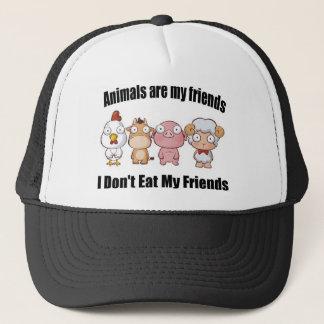 Casquette Les animaux sont mes amis