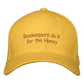 Casquette - les apiculteurs le font pour le miel