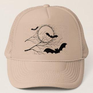 Casquette Les chauve-souris d'Halloween -