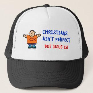 Casquette Les chrétiens n'est pas parfait