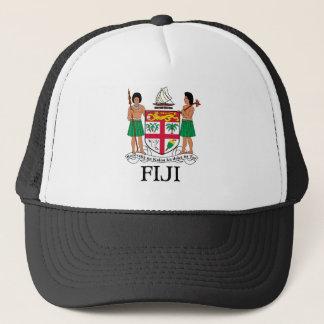 Casquette Les FIDJI - emblème/drapeau/manteau des