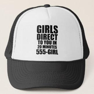 Casquette Les filles dirigent