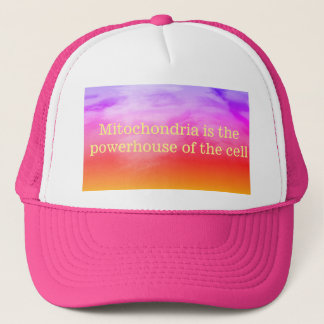 Casquette Les mitochondries est la centrale électrique du
