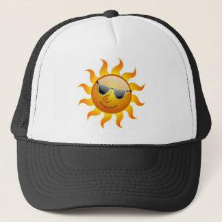 Casquette Les sourires d'été créent le bonheur quotidien