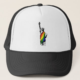 Casquette LGBT New York