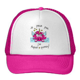 "Casquette ""Licorne, Aquaponey"""