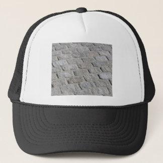 Casquette lignes de pierre