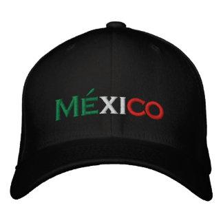 Casquette : Lindo du Mexique, tricolore