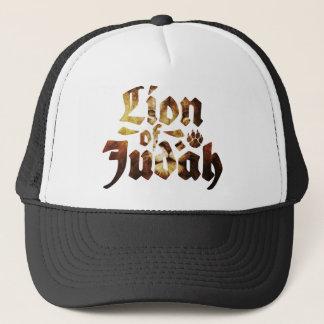 Casquette Lion of Judah - Haile eux - Trucker Cap