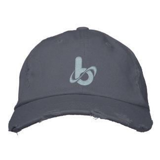 Casquette Logo-Brodé par X de baril