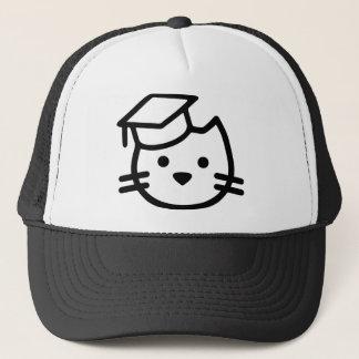 Casquette Logo d'académie de chaton