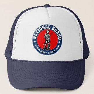 Casquette Logo de garde nationale d'armée