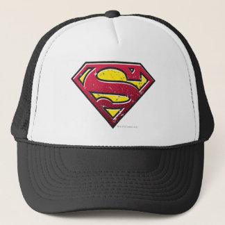 Casquette Logo d'éraflures du S-Bouclier   de Superman