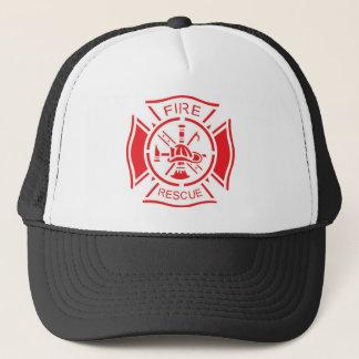 Casquette Logo du feu