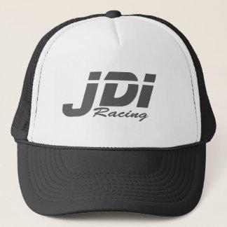 Casquette Logo gris-foncé de chapeau de camionneur de JDI