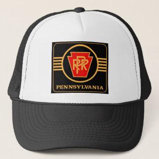 Casquette Logo, noir et or de chemin de fer de la