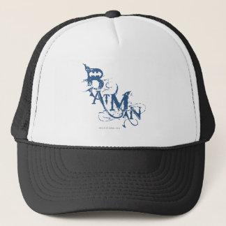 Casquette Logo nommé bleu incurvé urbain de Batman |