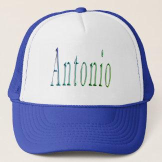 Casquette Logo nommé d'Antonio dessus