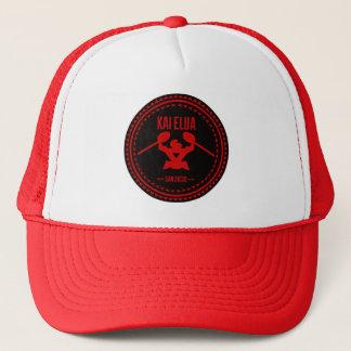 Casquette Logo pipe% rouge du tangon 2013 % de Kai Elua