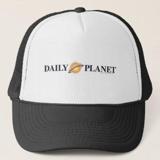 Casquette Logo quotidien de planète