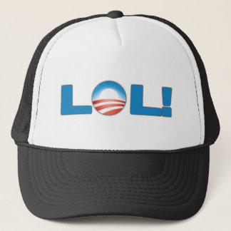Casquette LOL anti Obama