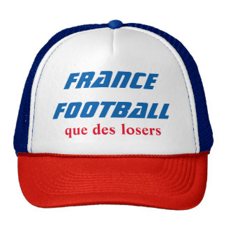 casquette losers football France