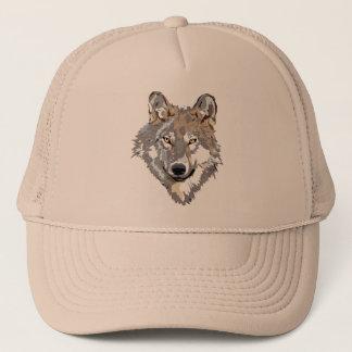 Casquette Loup principal - illustration de loup - loup