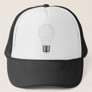 Casquette Lumière d'ampoule menée