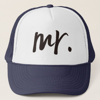 Casquette M. Calligraphy Personalized