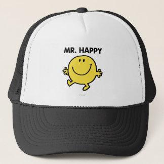 Casquette M. Happy | dansant et souriant