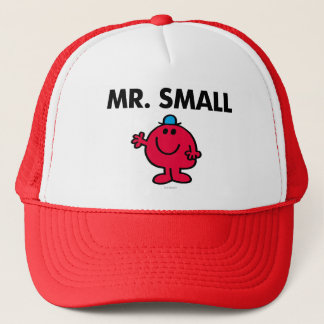 Casquette M. Small Waving Hello
