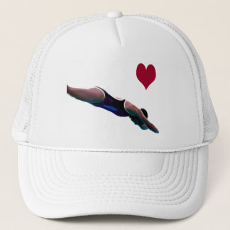Casquette Madame Diver Diving